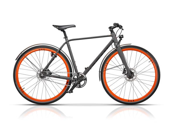 cross bicycles trekking city urban manufacturing of. Black Bedroom Furniture Sets. Home Design Ideas